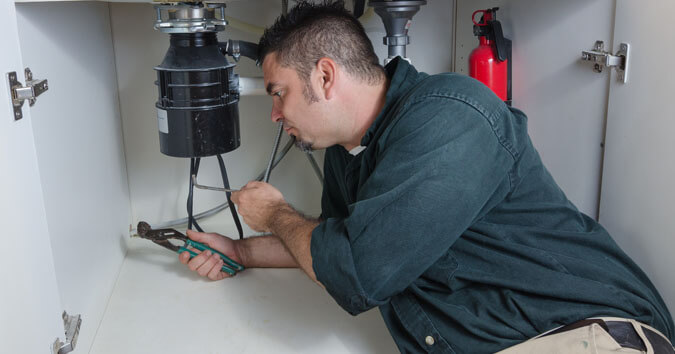 Garbage Disposal Repair and Installation | Plumbing Pros USA
